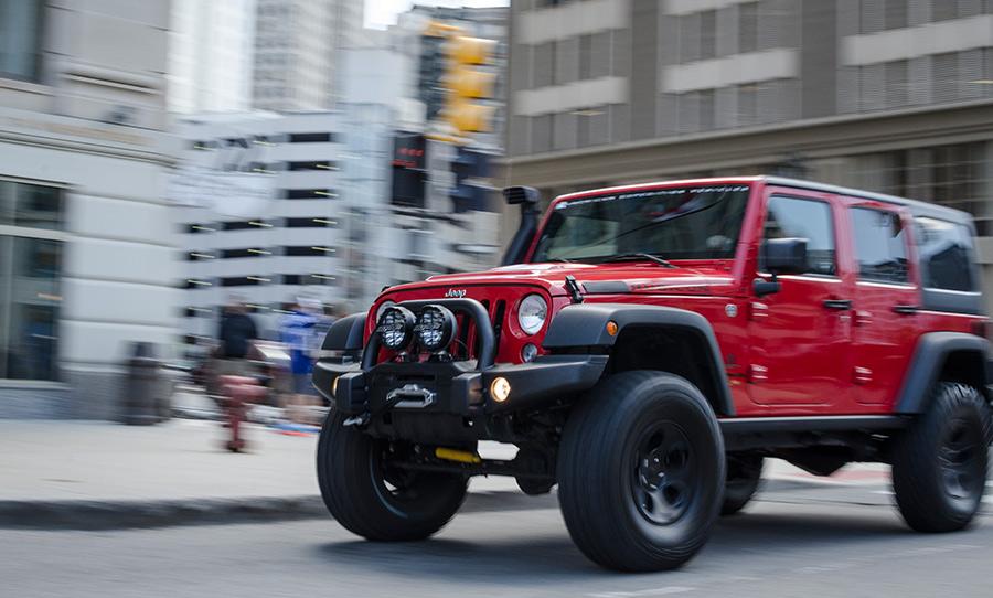 Jeep masters austin tx